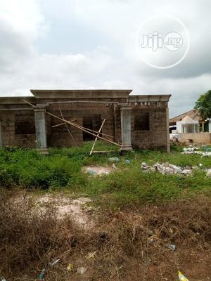Uncompleted 4bedroom Bungalow For Sale At Ekenwan Road | Houses & Apartments For Sale for sale in Edo State, Benin City
