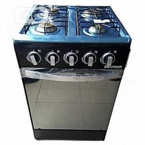 Skyrun 50*50 (4G+0E) Gas Cooker With Oven Grill (Gcs-4g/Kb) | Kitchen Appliances for sale in Lagos State, Ojodu