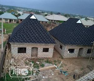 Black And White Shingle Stone Coated Roofing Sheet   Building Materials for sale in Lagos State, Ajah