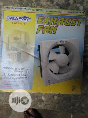 """Obi-ng 8"""" TMT Exhaust Fan   Home Appliances for sale in Lagos State, Ojo"""