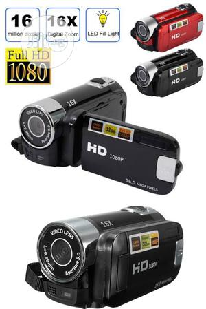 HD Digital Video Camera Camcorder Recorder 16MP 16X Zoom. | Photo & Video Cameras for sale in Lagos State, Ikeja