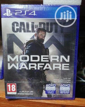 Call of Duty Modern Warfare (PS4)   Video Games for sale in Lagos State, Lagos Island (Eko)