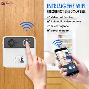 Wireless Smart Wifi Video Doorbell - Video Doorbell | Home Appliances for sale in Lagos State, Ikeja