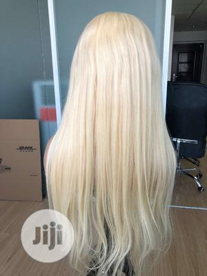 22inches White Wig   Hair Beauty for sale in Lagos State, Agboyi/Ketu