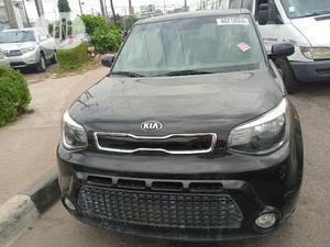 Kia Soul 2016 Black   Cars for sale in Lagos State, Ikeja