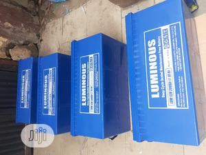 12v 200ah Luminous Battery Available Now.   Solar Energy for sale in Lagos State, Ojo