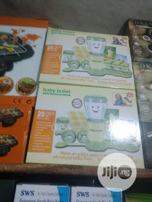 Baby Bullet Baby Care System   Kitchen Appliances for sale in Lagos State, Lagos Island (Eko)