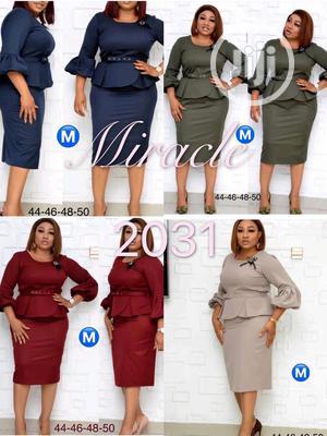 Coperate Women Skirt Blouse | Clothing for sale in Lagos State, Lagos Island (Eko)