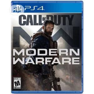 PS4 Call of Duty Modern Warfare   Video Games for sale in Lagos State, Ikeja