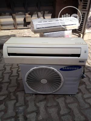Samsung 1HP Split Unit AC   Home Appliances for sale in Lagos State, Ojo