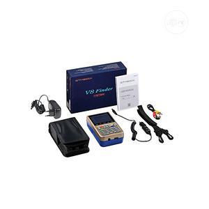 GTMIDEA Satellite Finder V8 Finder FTA Fr DVB S2 Receiver   Accessories & Supplies for Electronics for sale in Lagos State, Ojo
