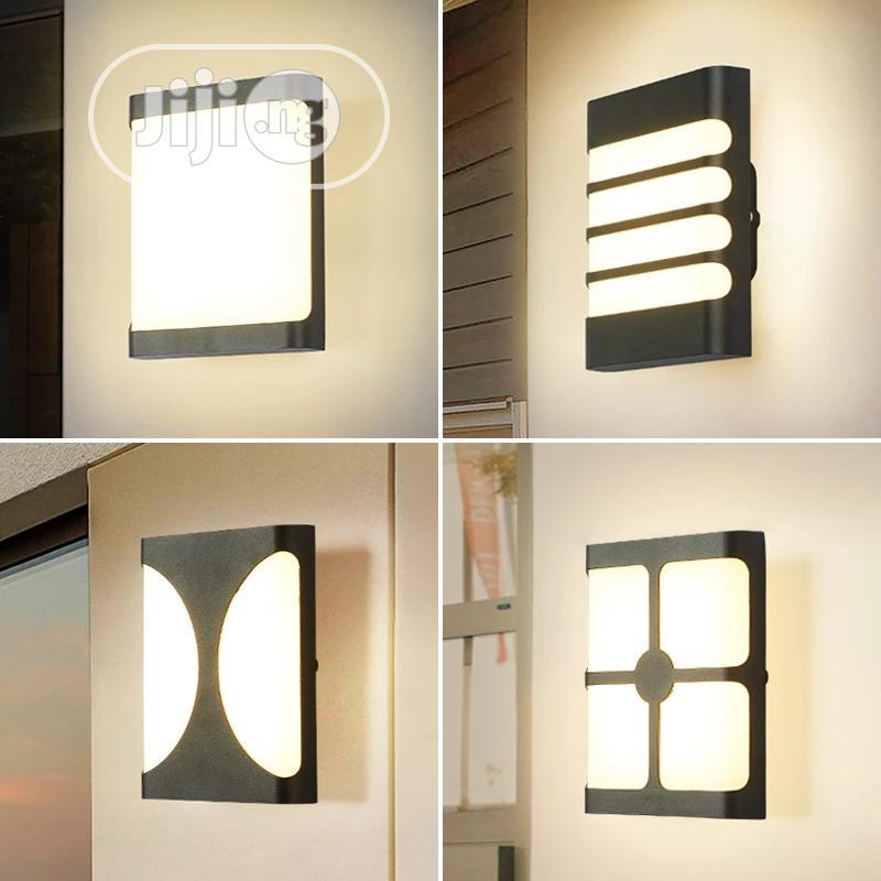 Modern Interior Outdoor Indoor Decorative LED Waterprof Lig