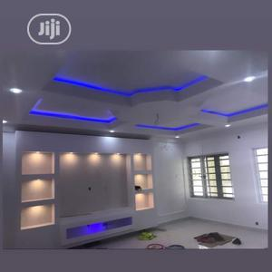 Pop. Tv Wall Design , 3d Panel. Interior Design | Building & Trades Services for sale in Lagos State, Maryland