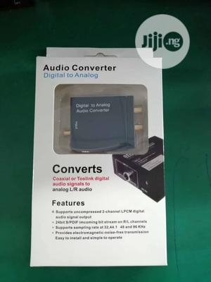 Analog Audio Converter   Accessories & Supplies for Electronics for sale in Lagos State, Ikeja