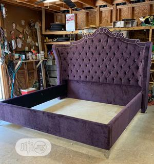 Upholstery Sofa's King-Size Bed | Furniture for sale in Lagos State, Ajah