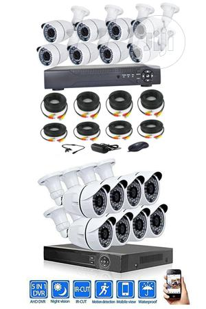 CCTV Kit - High Definition (AHD) With Remote View 8 Channels | Security & Surveillance for sale in Lagos State, Ikeja