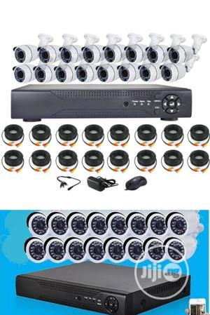 CCTV Kit - High Definition(AHD) With Remote View 16 Channels | Security & Surveillance for sale in Lagos State, Ikeja
