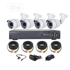 CCTV Kit - High Definition (AHD) With Remote View 4 Channels | Security & Surveillance for sale in Lagos State, Ikeja