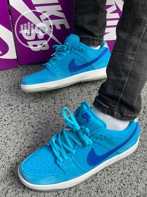 Nike SB Dunk Low Blue Fury Sneakers Original   Shoes for sale in Lagos State, Surulere