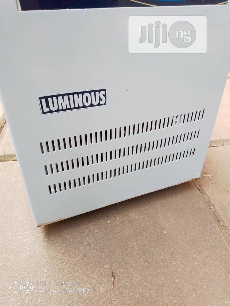10kva/180v Luminous Indian Inverter Available | Solar Energy for sale in Ojo, Lagos State, Nigeria