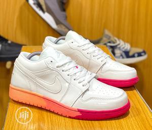 Nike Air Jordan 1 Low Sunrise (GS) Sneakers Original | Shoes for sale in Lagos State, Surulere
