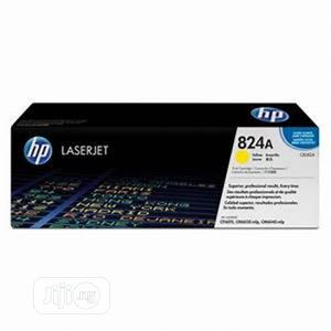 824a Yellow Laserjet Toner - Cb382a | Accessories & Supplies for Electronics for sale in Lagos State, Ikoyi