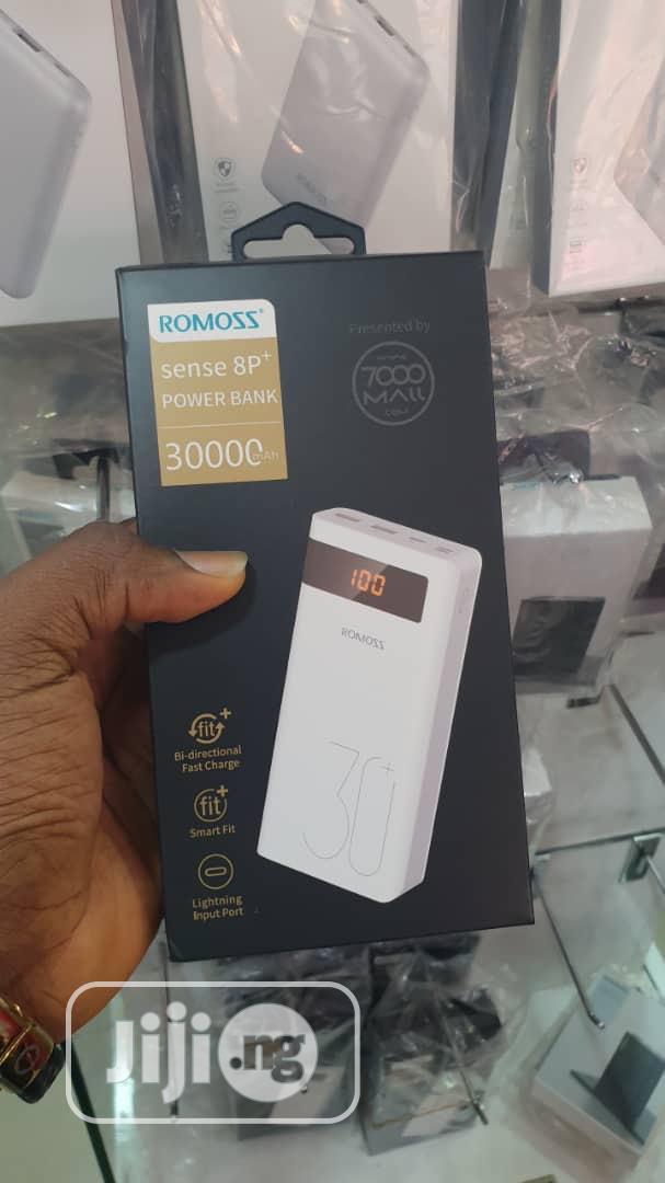 Romoss Power Bank 30000mah