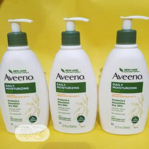 Aveeno Daily Moisturiser Lotion With Sunscreen Spf 15 X 1 | Bath & Body for sale in Lagos State, Oshodi