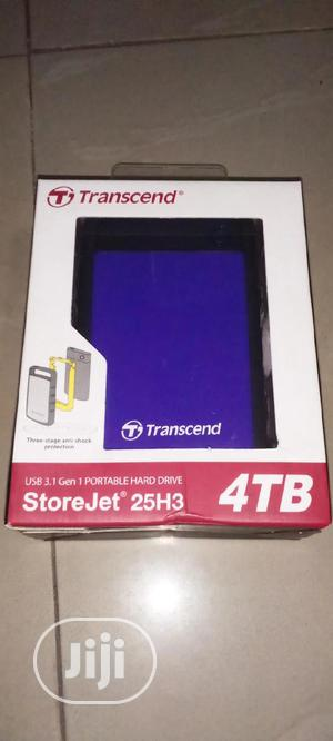 Transcend 4tb External Hdd | Computer Hardware for sale in Lagos State, Ikeja