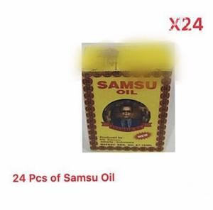 Samsu Oil For Delay Ejaculation - 24 Bottles Of Samsu ( Whol   Sexual Wellness for sale in Abuja (FCT) State, Central Business District