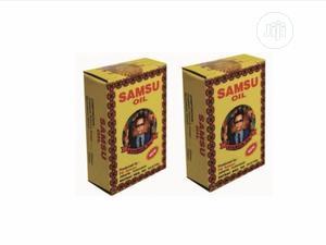 Samsu Delay Oil For Sex ( Samsu Oil 2pcs) - 2 Pcs   Sexual Wellness for sale in Abuja (FCT) State, Wuse 2