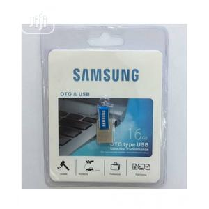 Samsung 16GB USB Flash Drive With OTG Supported M12   Computer Accessories  for sale in Lagos State, Alimosho