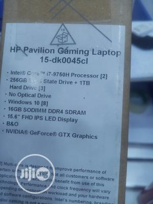 New Laptop HP Pavilion Gaming 15 2019 16GB Intel Core i7 SSD 1T | Laptops & Computers for sale in Lagos State, Ikeja