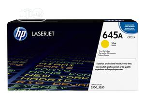 645a Toner Yellow | Accessories & Supplies for Electronics for sale in Lagos State, Ikoyi