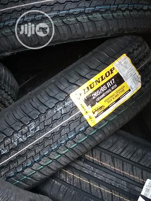 265/65/17 Dunlop Car Tire and Jeep | Vehicle Parts & Accessories for sale in Lagos State, Lagos Island (Eko)