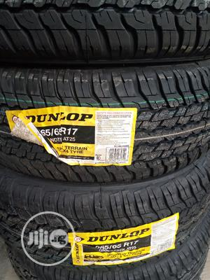 255/50/20 Dunlop Tyre for Car and Jeep Tyres | Vehicle Parts & Accessories for sale in Lagos State, Lagos Island (Eko)