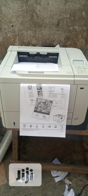 Hp Laserjet P3015 Printer Black And White | Printers & Scanners for sale in Lagos State, Surulere