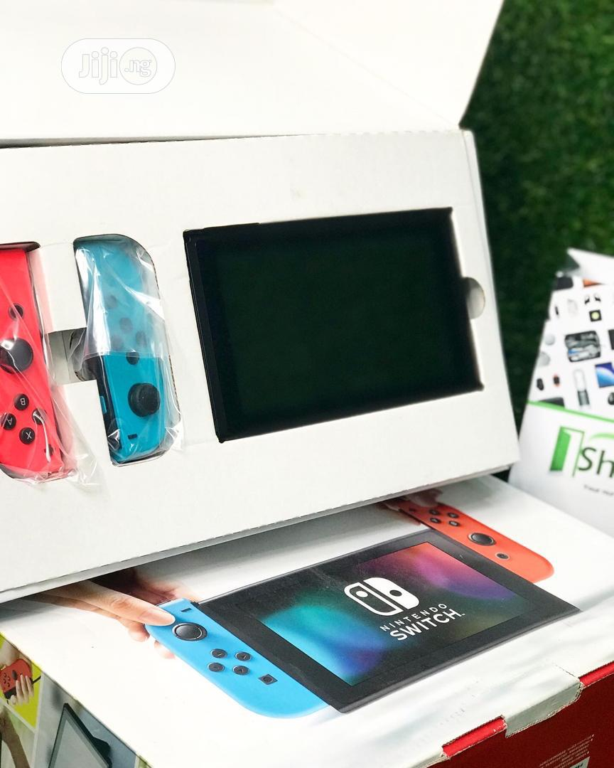 Nintendo Switch | Video Game Consoles for sale in Ibadan, Oyo State, Nigeria