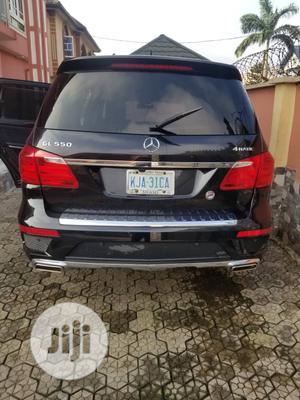 Mercedes-Benz GL Class 2013 GL 550 Black | Cars for sale in Lagos State, Ikeja