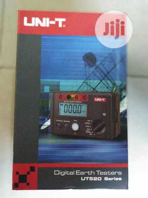 UNI-T Digital Earth Tester | Measuring & Layout Tools for sale in Lagos State, Ojo