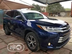 Toyota Highlander 2017 Blue | Cars for sale in Lagos State, Amuwo-Odofin