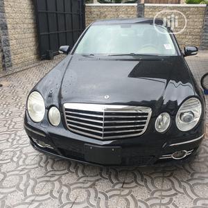 Mercedes-Benz E350 2008 Black | Cars for sale in Lagos State, Amuwo-Odofin