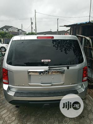Honda Pilot 2012 Silver | Cars for sale in Lagos State, Amuwo-Odofin