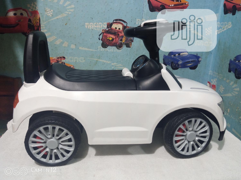 Tokunbo Uk Toy Car (USED)
