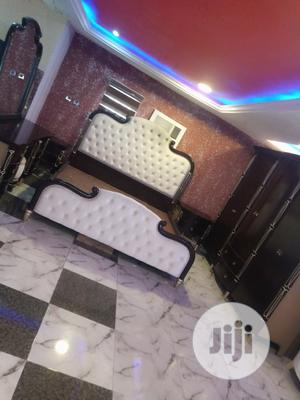 High Classic Complete Set Royal Bed | Furniture for sale in Lagos State, Lekki