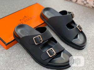 Quality Italian Designer by Hermes Palm. | Shoes for sale in Lagos State, Surulere