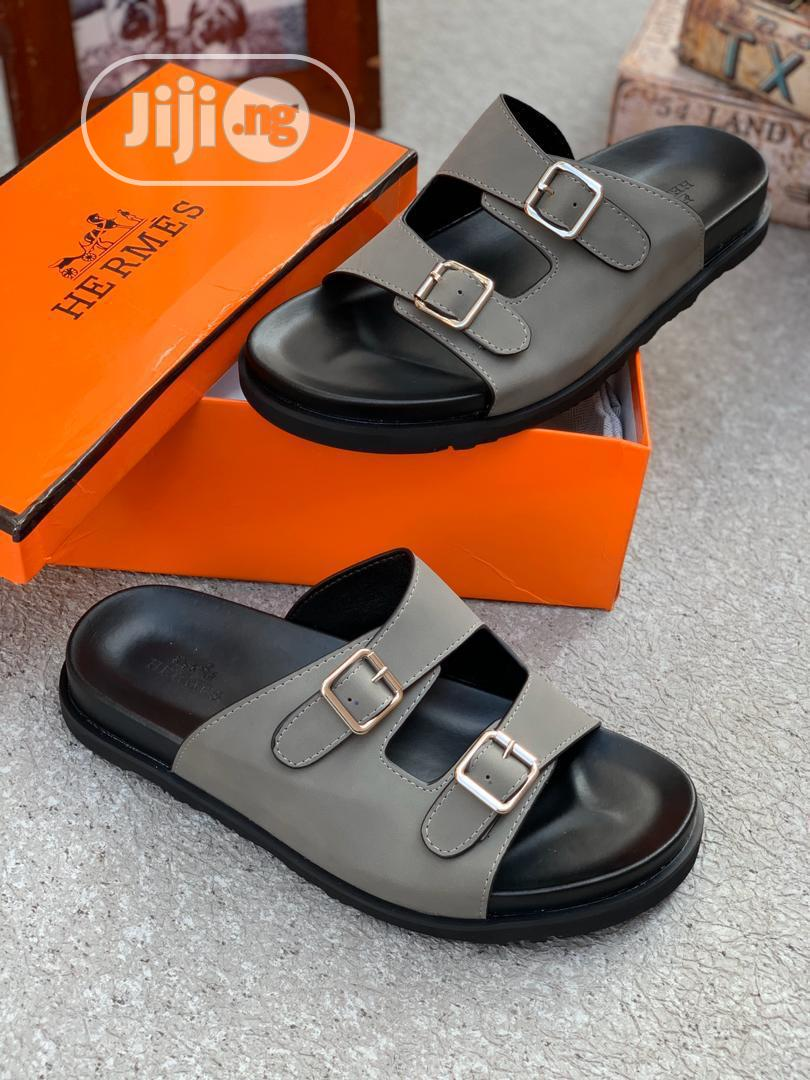 Quality Italian Designer by Hermes Palm. | Shoes for sale in Surulere, Lagos State, Nigeria