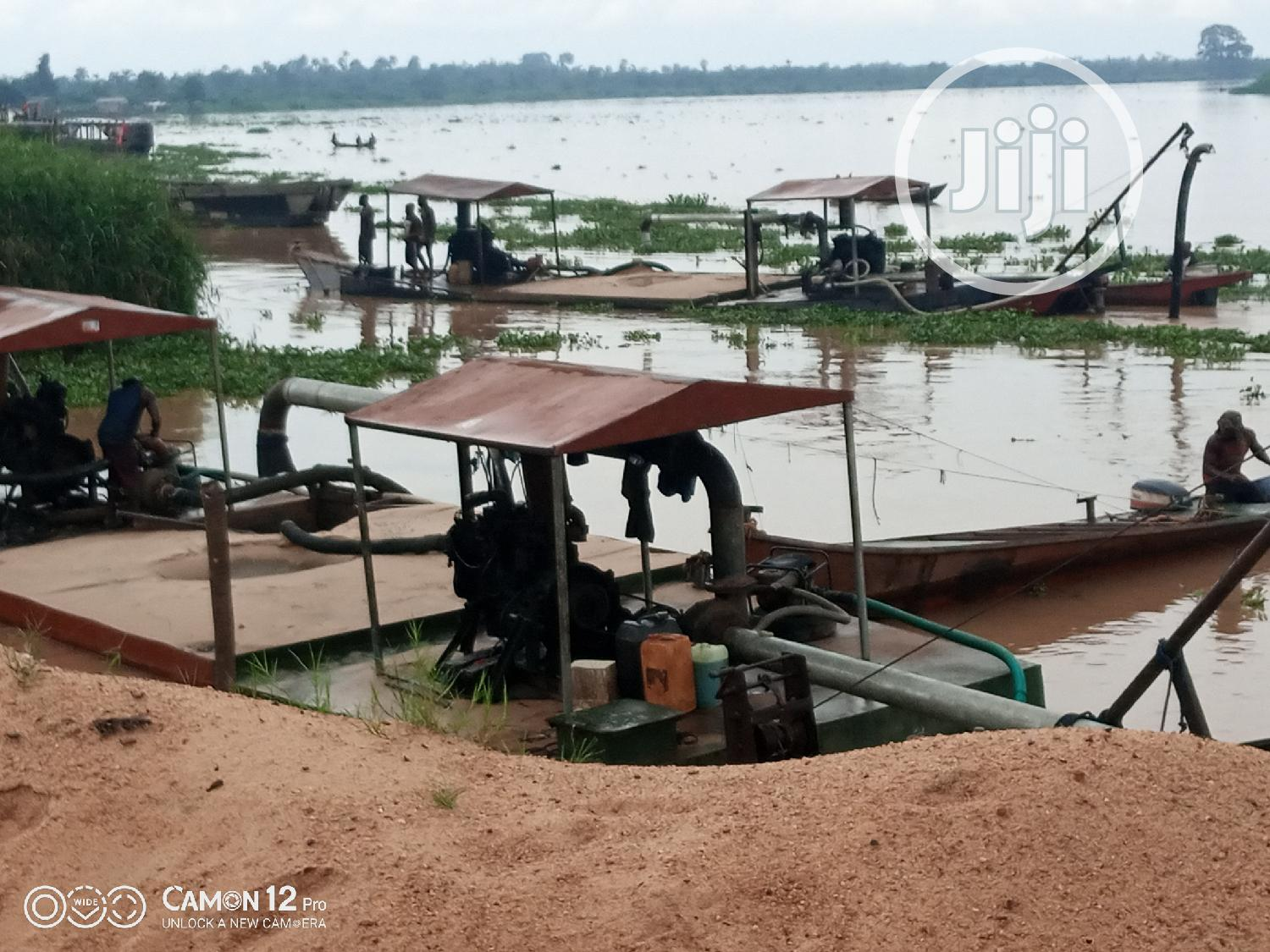 Dredging Mechine And Accessories   Watercraft & Boats for sale in Oshimili South, Delta State, Nigeria