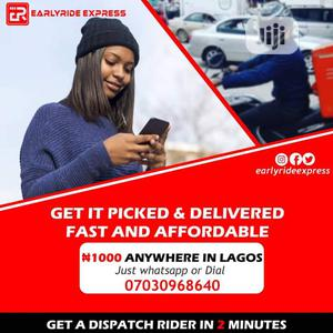 Pick Up And Dlivery | Logistics Services for sale in Lagos State, Oshodi