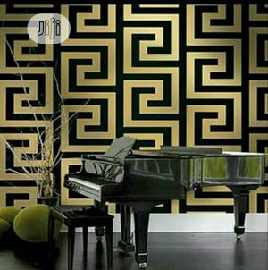 Sales And Installation Of Wallpapers,3D Panel Wallpaper,   Building & Trades Services for sale in Lagos State, Ajah